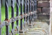 Steel Picket Fence