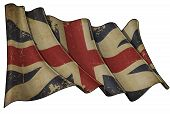 Union Jack 1606�1801 (the King's Colours) Historic Flag