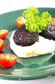 Mashed Potato And Black Pudding