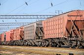 Transportation Of Cargoes By Rail
