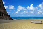Calabria, Beach Of Tropea City,