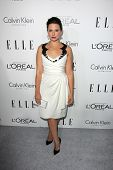 Katie Lowes at the Elle 20th Annual