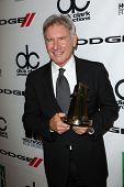 Harrison Ford at the 17th Annual Hollywood Film Awards Backstage, Beverly Hilton Hotel, Beverly Hills, CA 10-21-13
