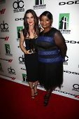 Sandra Bullock and Octavia Spencer at the 17th Annual Hollywood Film Awards Backstage, Beverly Hilto