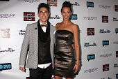 Tom Sandoval and Scheana Marie at the Real Housewives of Beverly Hills Season 4 Party and Vanderpump