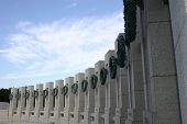 WWII Memorial (States)