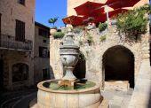 The Famous Village Of Saint-paul France