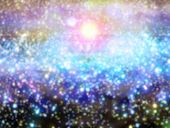 galaxy in outer space