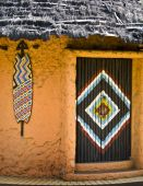 Traditional Tribe House