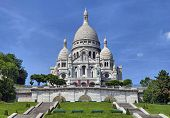 Basilica Of The Sacred Heart, Paris