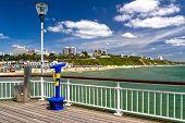 Bournemouth Beach Dorset
