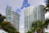 picture of highrises  - MIAMI  - JPG