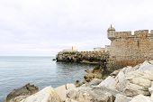 Fortress Of Peniche (portugal)