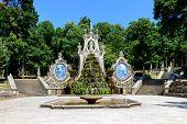 Parque De Santa Cruz, Coimbra (portugal)