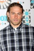 LOS ANGELES - JUL 20:  Charlie Hunnam at the FOX TCA July 2014 Party at the Soho House on July 20, 2