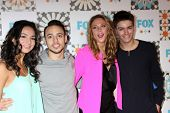 LOS ANGELES - JUL 20:  So You Think You Can Dance Contestants at the FOX TCA July 2014 Party at the