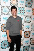 LOS ANGELES - JUL 20:  Max Greenfield at the FOX TCA July 2014 Party at the Soho House on July 20, 2