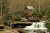 Mill In Fall