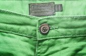 Green Trouser Front