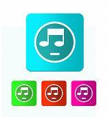 Square Musical Symbol