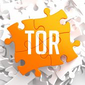 TOR on Orange Puzzle.
