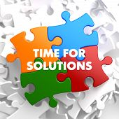 Time for Solutions on Multicolor Puzzle.