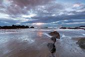 Sharrow Beach At Whitsand Bay
