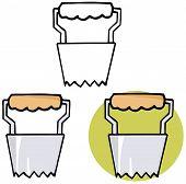 pic of planters  - Cartoon Character Bulb Planter Garden Tool - JPG