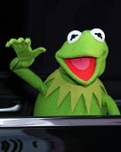 LOS ANGELES - MAR 11:  Kermit the Frog at the