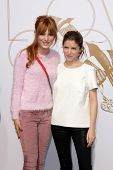 LOS ANGELES - JAN 9:  Bella Thorne, Anna Kendrick at the LoveGold Event at the Selma House on January 9, 2014 in Los Angeles, CA
