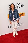 LOS ANGELES - JAN 11:  Breanna Yde at the
