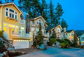 image of nice house  - A perfect neighborhood - JPG