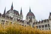 Hungarian Parliament Building - Budapest, Hungary