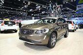 Bangkok - November 28: Volvo Xc60 Car On Display At The Motor Expo 2014 On November 28, 2014 In Bang