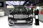 Bangkok - November 28: Land Rover Freelander Car On Display At The Motor Expo 2014 On November 28, 2