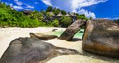 tropical holidays - Seychelles islands