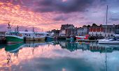 Sunrise At Padstow