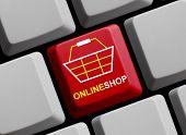 Computer Keyboard: Onlineshop