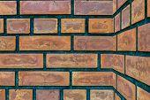 Brick Texture Background  Old