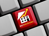 Computer Keyboard: Increasing rents