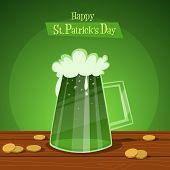 St Patricks Day Background