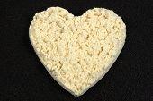 Protein-Pulver macht Herzen