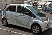 City Of Nice - Electric Drive Car