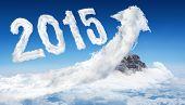 2015 against cloud arrow