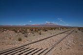 Railway Across the Altiplano