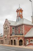 picture of south-western  - The historic Muizenberg station building in Cape Town Western Cape Province of South Africa - JPG