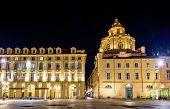 stock photo of turin  - San Lorenzo church in Turin  - JPG