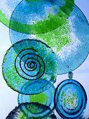 Glass Wind Chimes