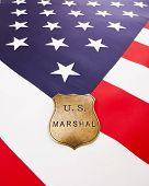 Постер, плакат: Us Marshall