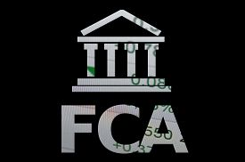foto of conduction  - Building icon with inscription FCA - JPG